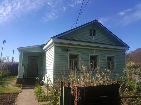 Участо 8,5 сотокс домом 37,5 кв.м в д. белозерово