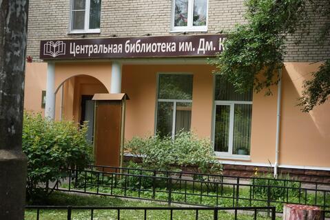 Продается двухкомнатная квартира с евроремонтом в центре г. Мытищи