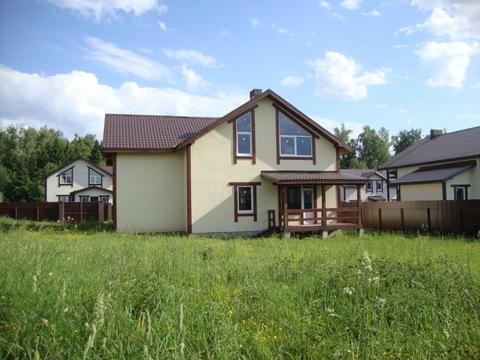 Продаётся новый дом 225 кв.м с уч. 10 сот.- 35 км от МКАД