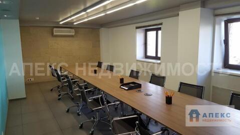 Аренда офиса пл. 282 м2 м. Южная в бизнес-центре класса А в Чертаново .
