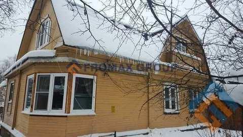 Продается отличный 2-х этажный дом в зеленом районе города Пушкино, а