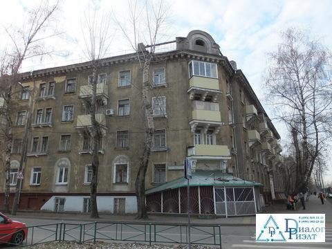 Продаю однокомнатную квартиру в сталинском доме в Текстильщиках