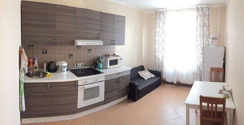 1 комнатная квартира, г. Лыткарино, ул.Песчаная, 43кв.м. с ремонтом