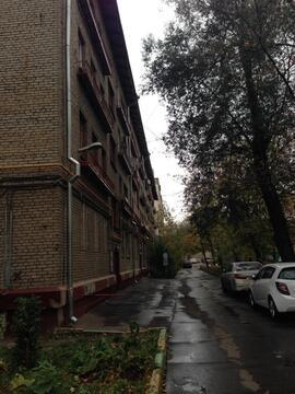 Трехкомнатная квартира в ЦАО