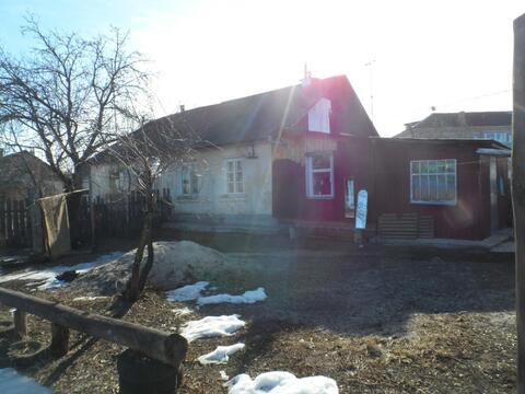 Часть дома ИЖС в с. Рахманово. Павлово-посадского р-на