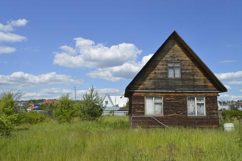 Дом, 50 м2, участок, 9,2 сотки ПМЖ в поселке Иванисово г.Электросталь