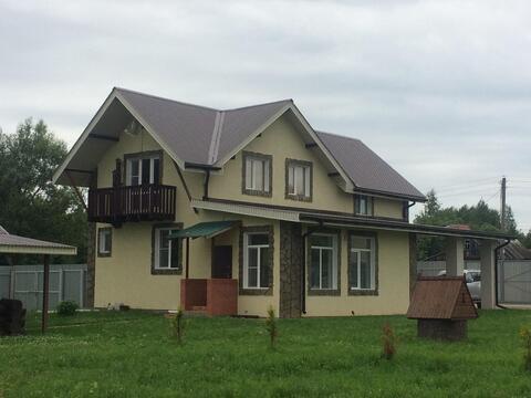 Коттедж 172 кв.м. в д. Марьинское