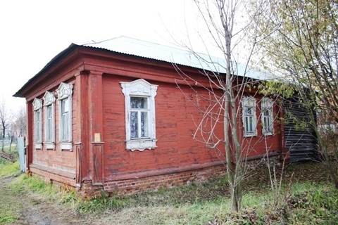 Дом на улице Рязанская