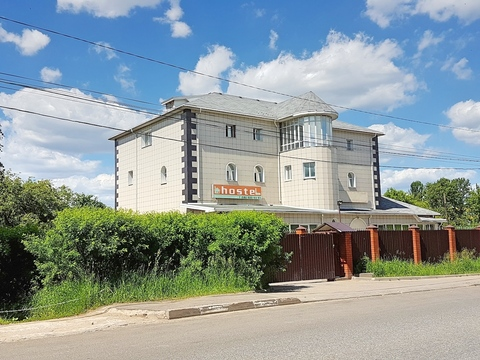 Продажа — административное здание со своей территорией в 5 км. МКАД
