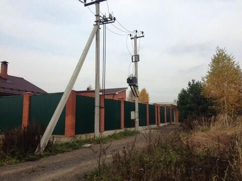 В 25 км от МКАД по Ярославскому направлению продается 15 сото