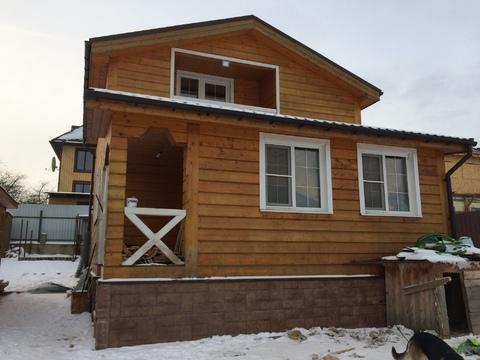 Продается дом из бруса 90 к в м на участке 8 соток в с. Молоди