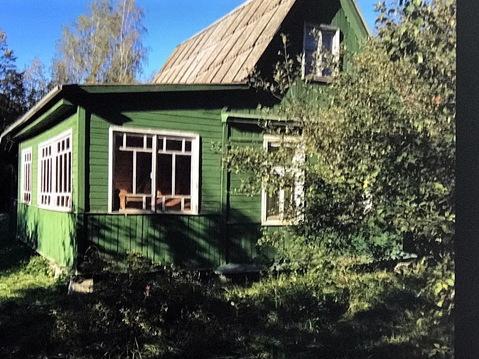 Дача в 15 км от м. Саларьево. Лесной участок. Городская ифраструктура