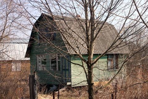 Дачный дом в газифицированом СНТ в Новой Москве вблизи д. Безобразово