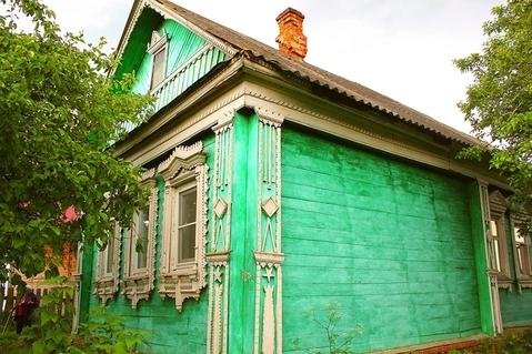 Дом в деревне Владычино