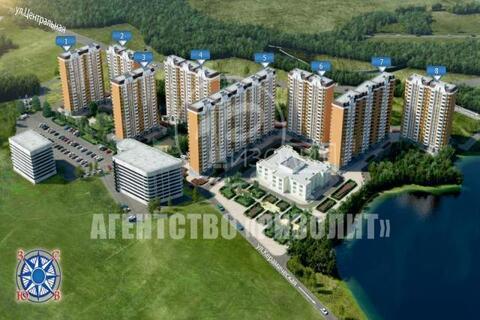 Новый жилой комплекс «Южное Кучино-2» в г.