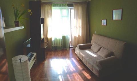 Однокомнатная квартира в хорошем состоянии.