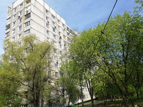 4 комнатная квартира в Москве ЮАО р-н Зябликово м.Шипиловская