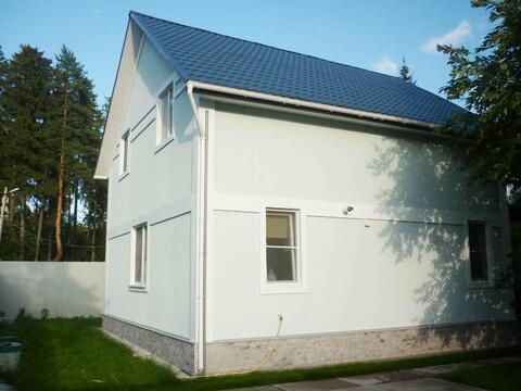 Великолепный дом в черте г.Железнодорожный.