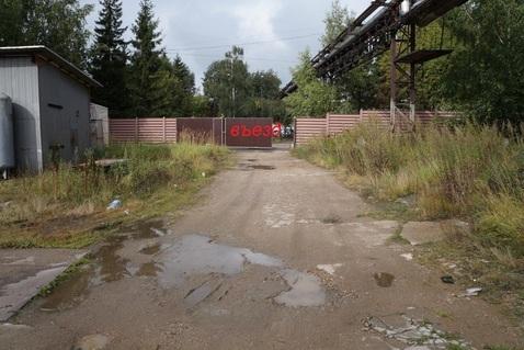 Сдается в аренду производственная площадка в г Дмитров