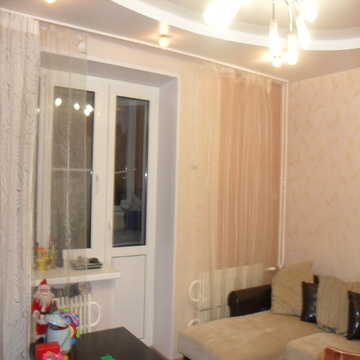 Продам 2-комн квартиру в Селятино. Общая площадь (48 м +4 м лоджия )