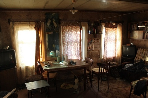 Дом в деревне Гридинская
