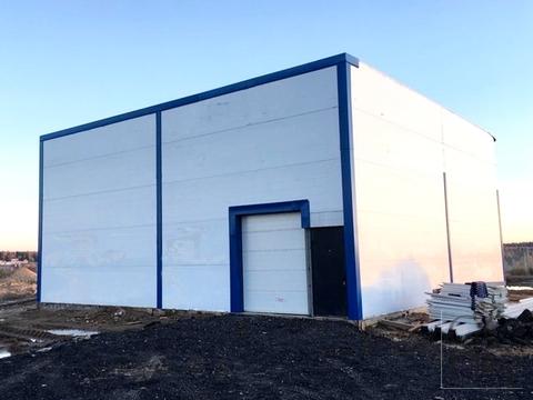 Сдается в аренду производственно-складское помещение 150 кв.м.