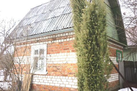 Дом 2-х этажный кирпичный на 6 сотках СНТ Колос, мкр Семхоз