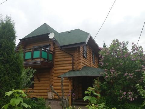 Деревянный дом Можайский район д. Красновидово