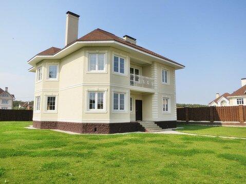 Кирпичный дом 316 м2, Н.Москва, 27 км Калужское шоссе