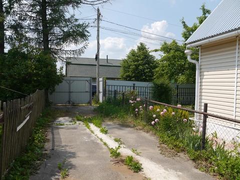 Продается часть дома с участком 5,4 сотки.