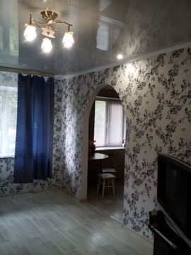 1 комн. квартира 28 кв.м. в д. Каменка