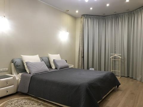 """4-комнатная квартира, 126 кв.м., в ЖК """"Солнце"""" г. Москва"""