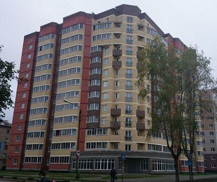 1-комнатная квартира в новостройке без отделки в Электростали.
