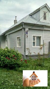 Дом на участке 9 соток, Щелковский р-н, д Митянино, д11