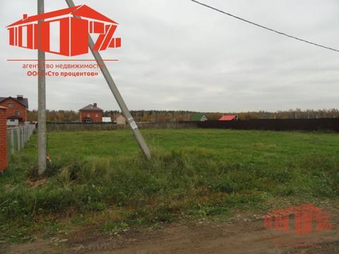 15 соток ИЖС с. Трубино Щелковский раойн 30 км от МКАД