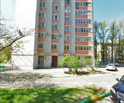 1комн. квартира рядом с метро Кузьминки и Текстильщики