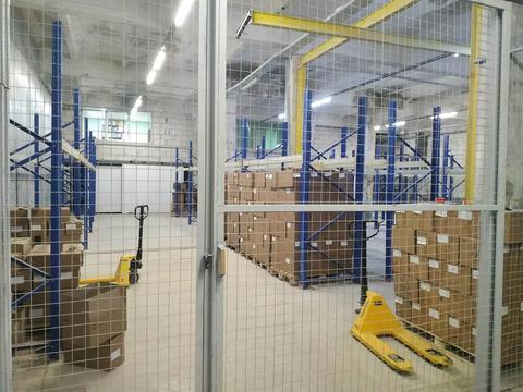 Производство-склад 600 кв.м,1 этаж,200 квт.