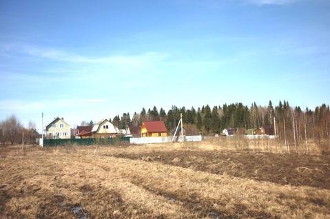 Земельн уч. 6 сот, садоводство, Сергиево-Посадск р-н, СНТ Энтузиа