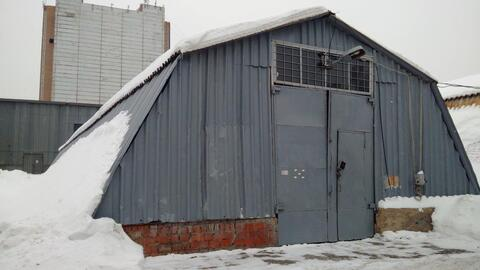 Холодный склад на Дмитровском шоссе