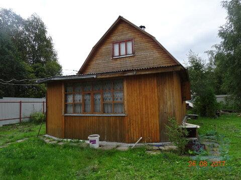 Продаётся дом на участке 6 соток в Поварово.