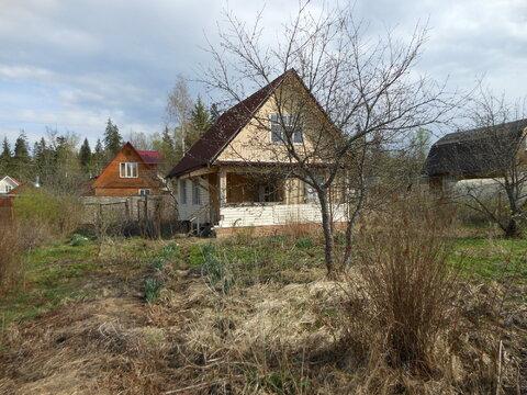 Продается небольшой дачный домик в СНТ Подолы Рузский р.