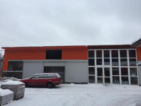 Офисно-складское помещение 586 кв. м. Раменский район, д. Петровское