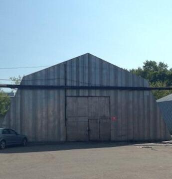Аренда — холодный склад-ангар 352 м2 м. Водный стадион, 4772 руб.