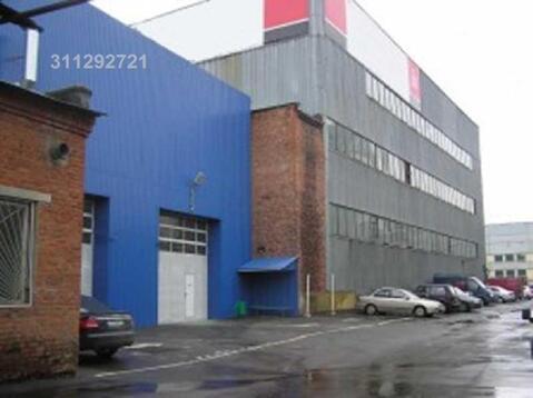Отапливаемое производственно-складское помещение 740 кв.м.