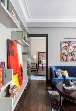 Продажа двухкомнатной квартиры в центре Москвы