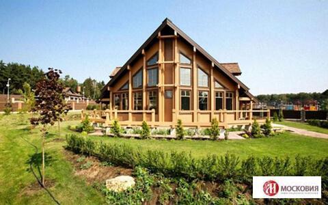 Деревянный дом под ключ 380м2, на участке 20.9 соток, 33 км от МКАД.