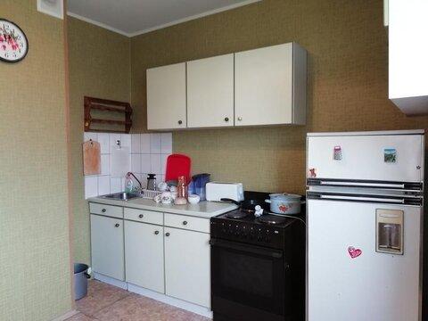 Сдается однокомнатная квартира со всей необходимой мебелью и техникой