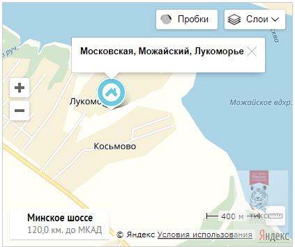 """Земельный участок в """"Лукоморье"""""""