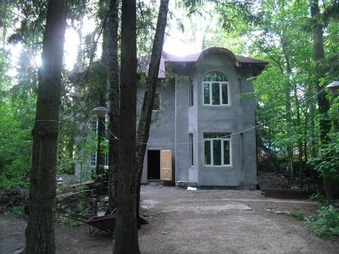 Дом в Абрамцево на лесном участке 24 сотки