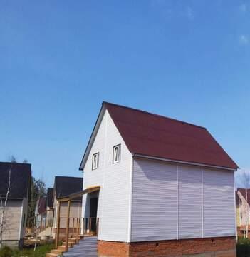 Купить дом из бруса в Одинцовском районе д. Хлюпино